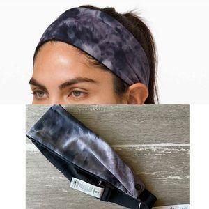 Lululemon Fringe Fighter Headband - Diamond Dye